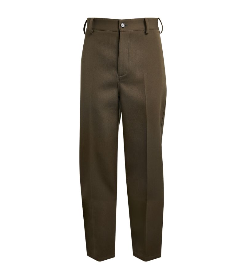 Bottega Veneta Straight Tailored Trousers