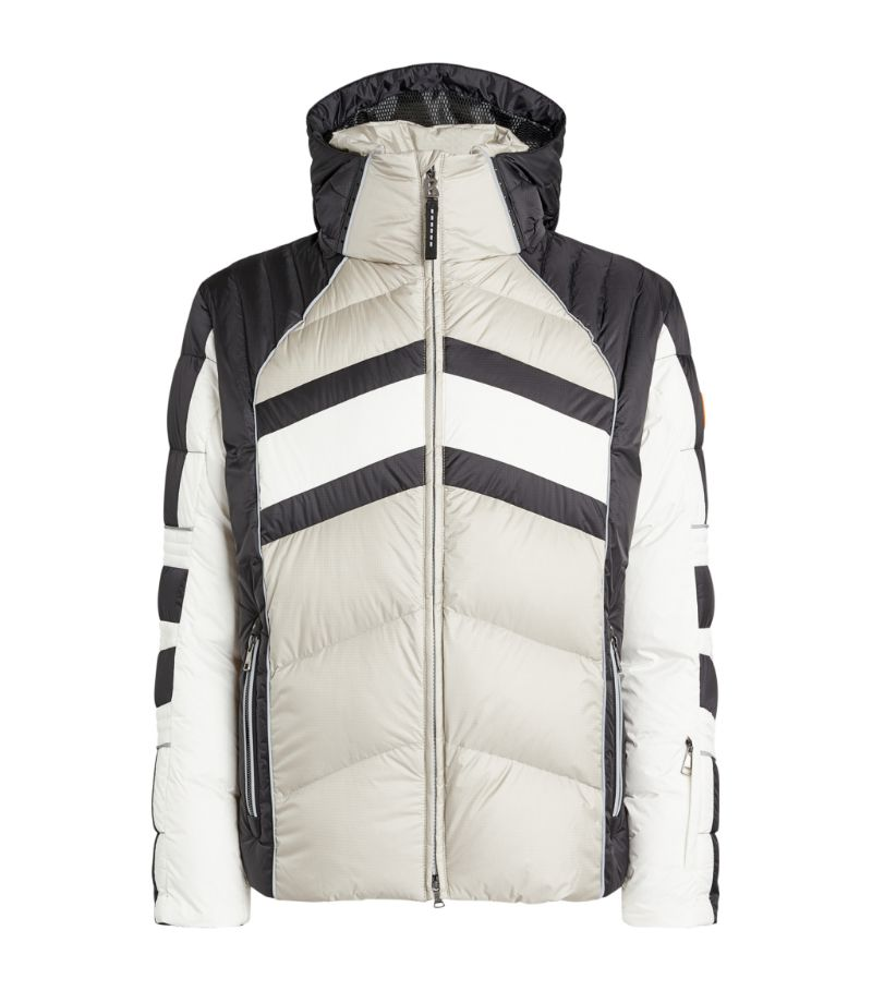 Bogner Chevron-Quilted Jacket