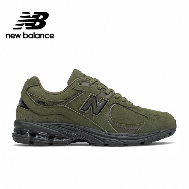 【New Balance】復古運動鞋_中性_墨綠_ML2002RM-D楦