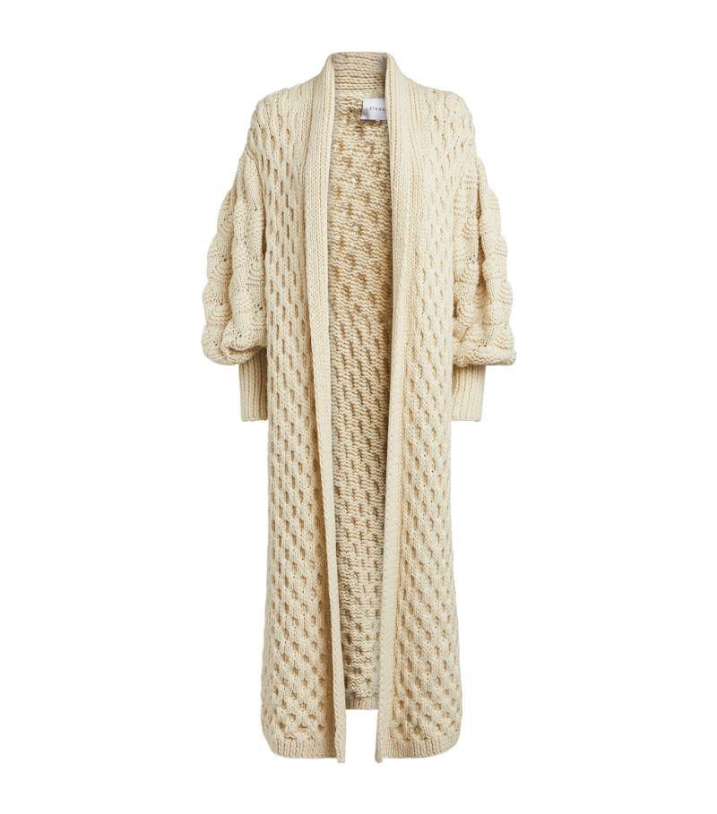 Letanne Longline Julie Coat