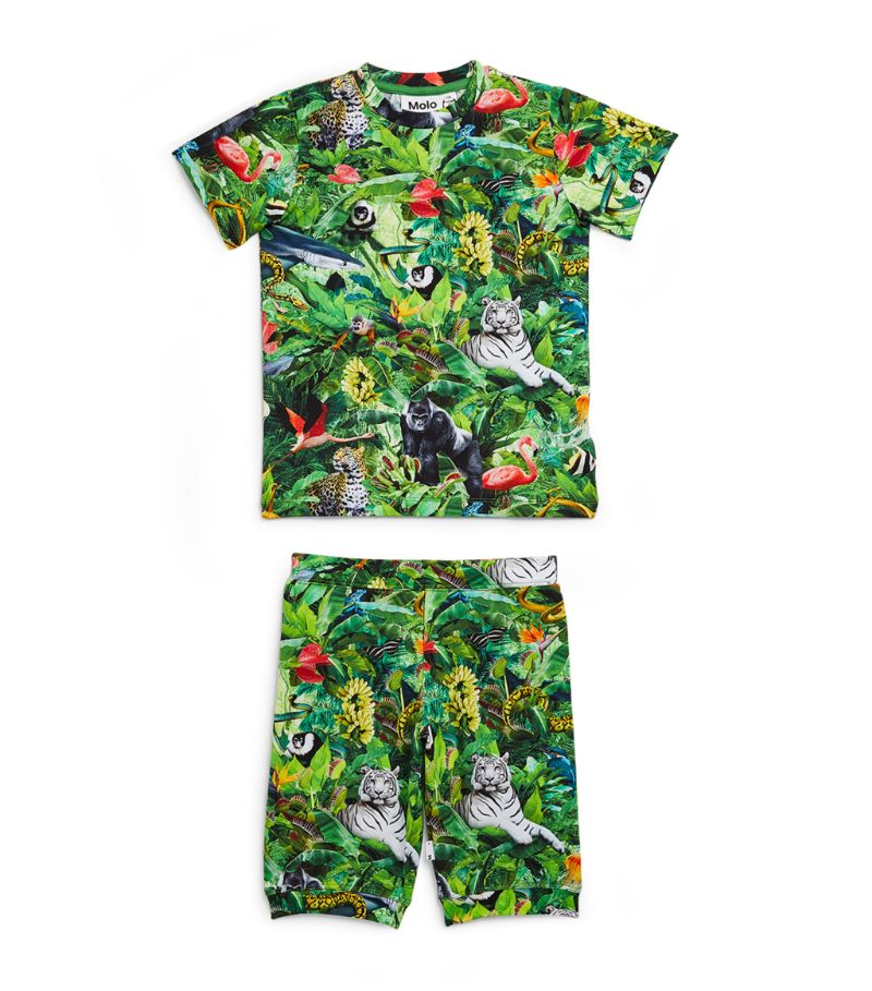 Molo Jungle Fantasy Pyjama Set (2-14 Years)