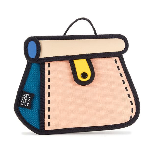 JumpFromPaper 2D包 哈密瓜蛋糕包 肩背包 鏈包 手提包