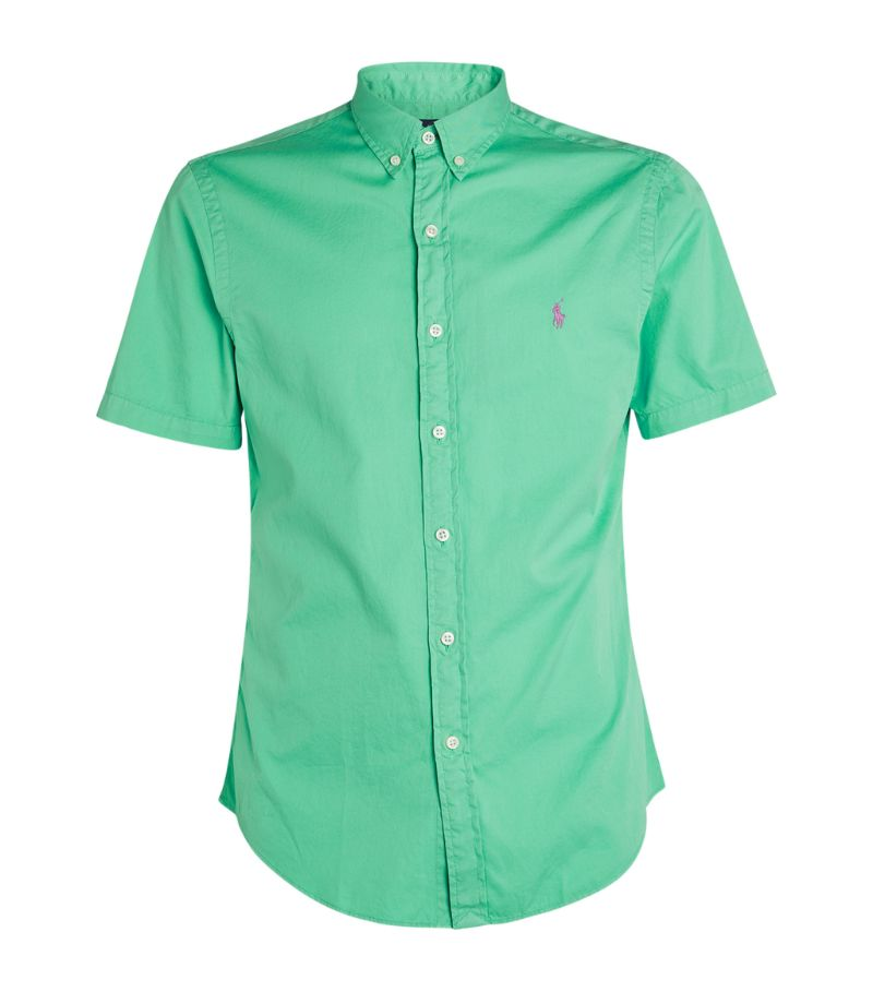 Polo Ralph Lauren Cotton Twill Polo Pony Shirt