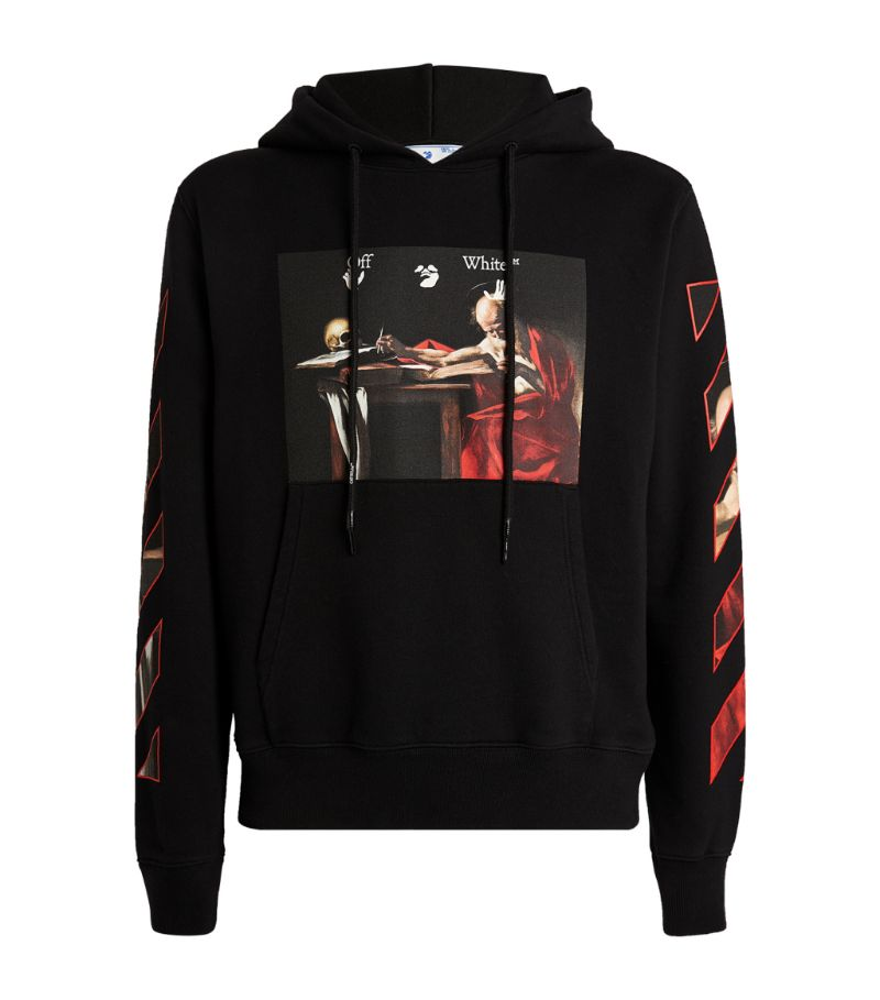 Off-White Caravaggio Arrows Hoodie