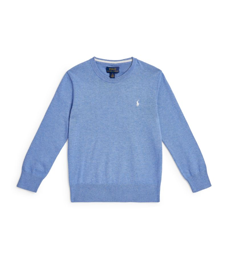 Ralph Lauren Kids Polo Pony Sweater (2-4 Years)