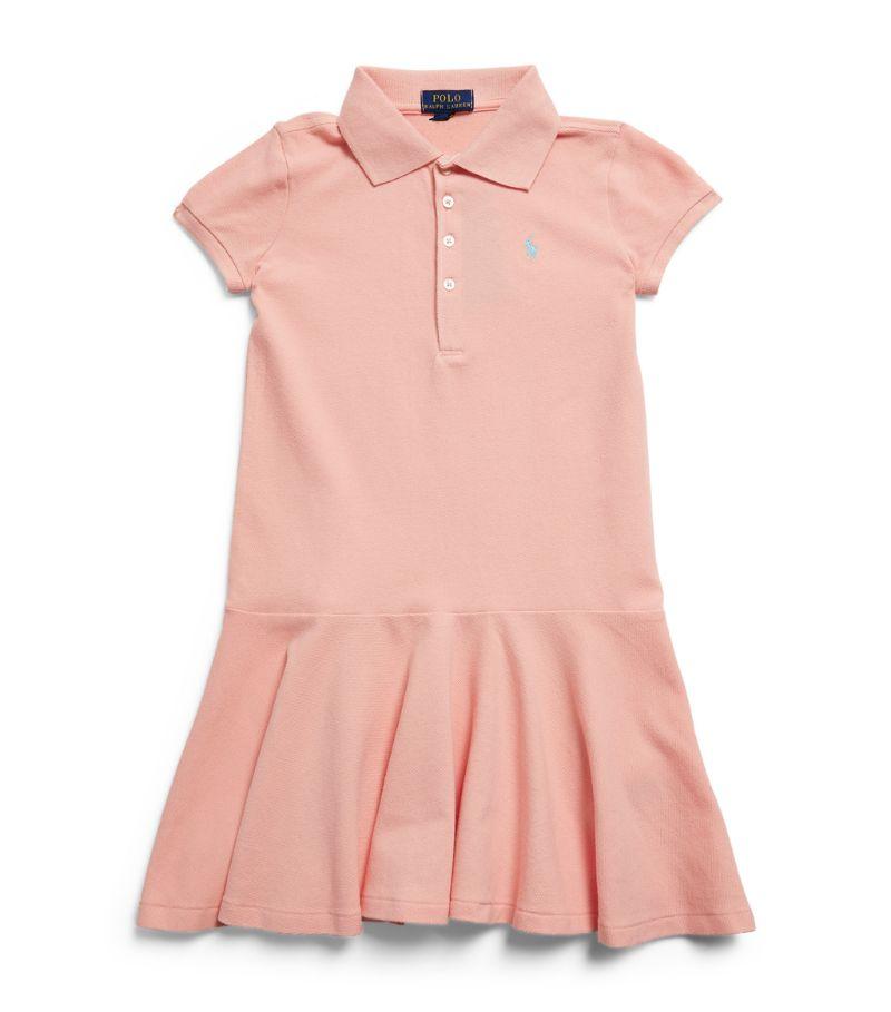 Ralph Lauren Kids Polo Dress (7-14 Years)