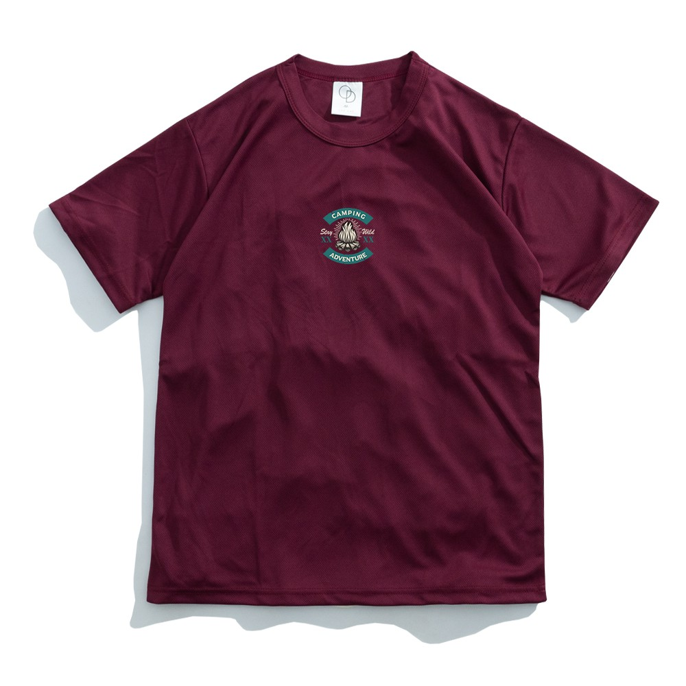 ONE DAY 台灣製 169A14 排汗衫 吸濕排汗 吸排 運動上衣 涼感衣 T恤 素T 短袖上衣 短T 短袖T恤