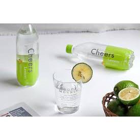 Cheers檸檬氣泡水 590ml $440
