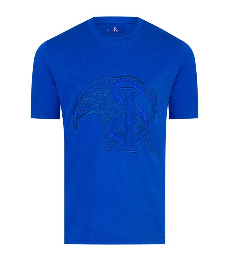 Stefano Ricci Kids Eagle Logo T-Shirt (4-16 Years)