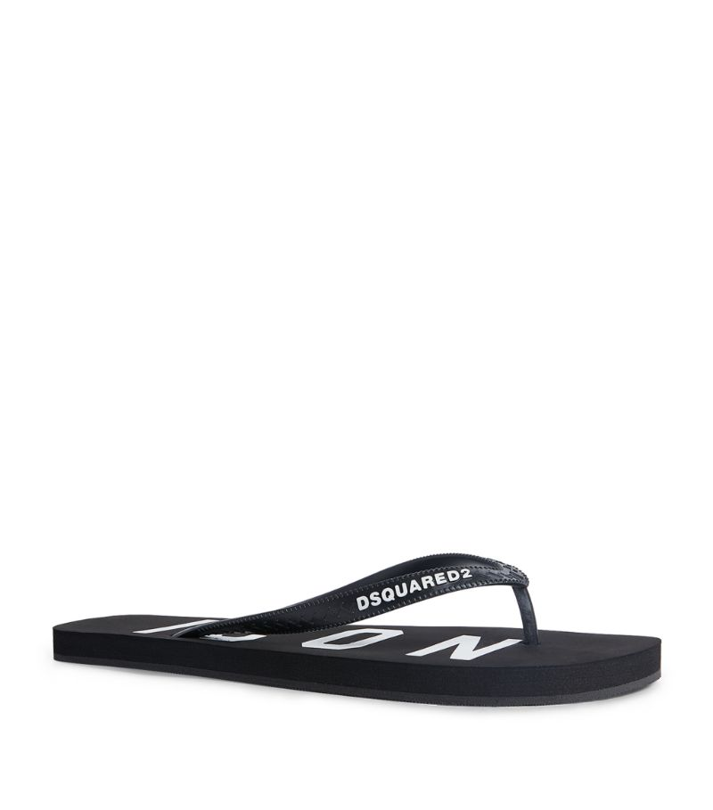 Dsquared2 Icon Flip Flops