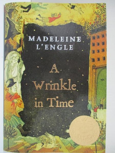 【書寶二手書T8/原文小說_H6B】A Wrinkle in Time_L'Engle