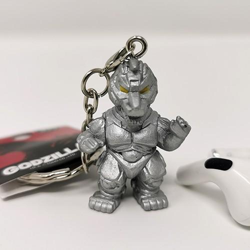 哥吉拉GODZILLA 原裝商品 機械哥吉拉吊飾 鑰匙圈