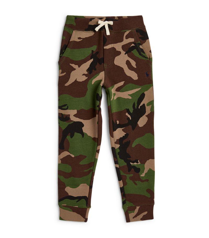 Ralph Lauren Kids Camouflage Print Sweatpants (2-4 Years)