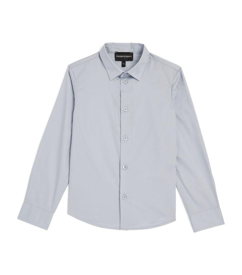 Emporio Armani Kids Classic Shirt (4-16 Years)