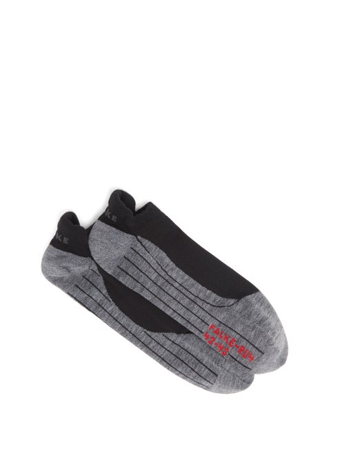 Falke Ess - Ru4 Invisible Running Socks - Mens - Black