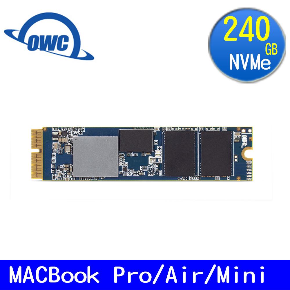 OWC-MAC專用 Aura Pro X2 240GB PCIe NVMe SSD
