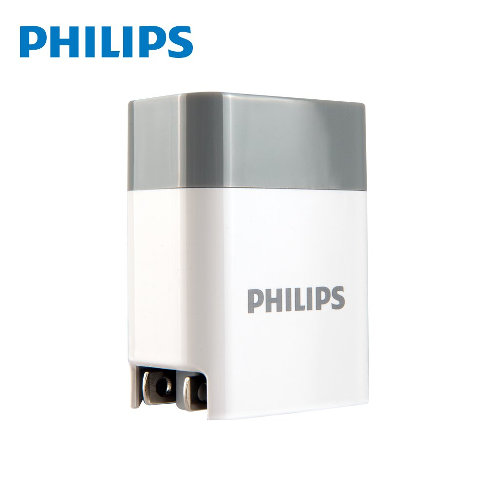 Philips飛利浦 PD+QC Type-C USB 18W充電器 DLP4320C