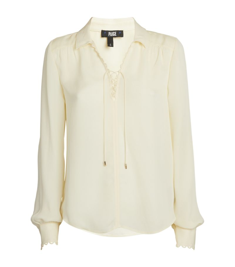 Paige Silk Madlee Blouse