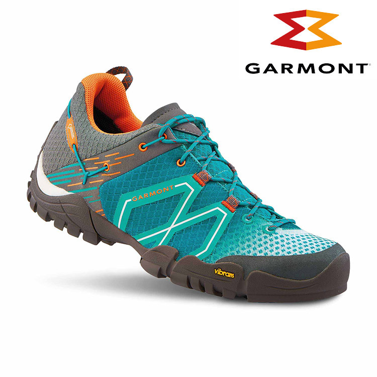 GARMONT 男款Gore-Tex低筒健行鞋STICKY CLOUD 481016/217 / 城市綠洲 (GoreTex、防水透氣、黃金大底、登山攀登)