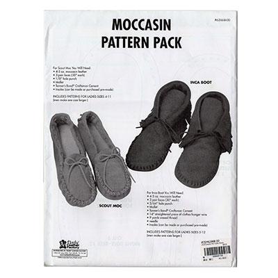 IVAN 軟鹿皮鞋紙型62668-00