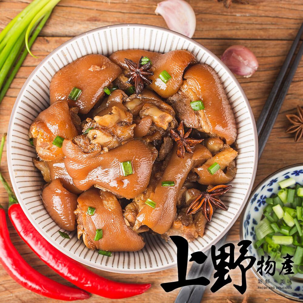 上野物產不會下廚也可以好好愛自己 嚴選台灣香菇燉雞湯 500g10%/包