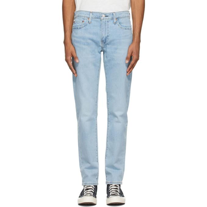Levis 蓝色 511 修身牛仔裤