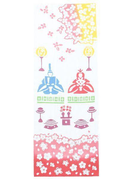 HINAMATSURI TENUGUI毛巾