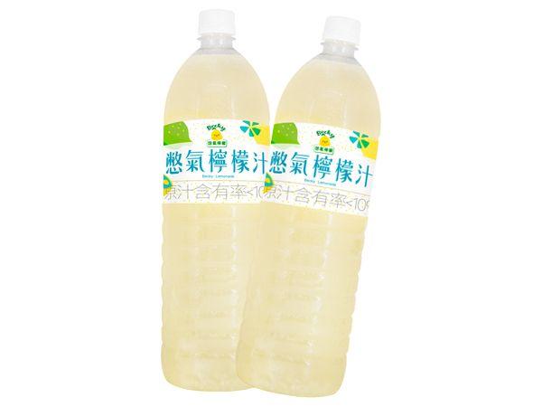 Becky Lemon 憋氣檸檬~檸檬汁(600mlx6瓶組)【DS000092】※限宅配/無貨到付款