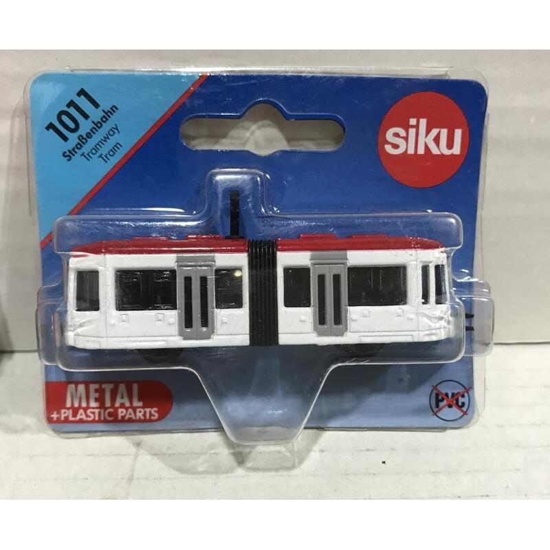 德國仕高 SIKU 合金小汽車 1011 電車 纜車 輕軌電車 多美小汽車 風火輪