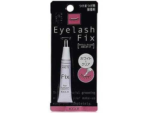 KOJI~FIX 白色假睫毛專用接著劑透(3.5g)【D061215】