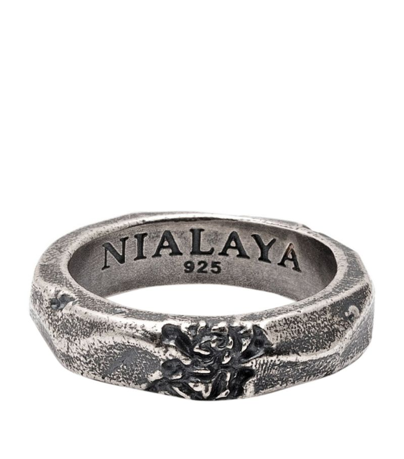 Nialaya Jewelry Sterling Silver Vintage Ring