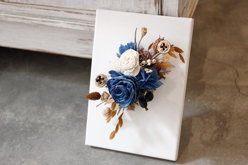 【預約課程 一人開班】 畫布花藝設計