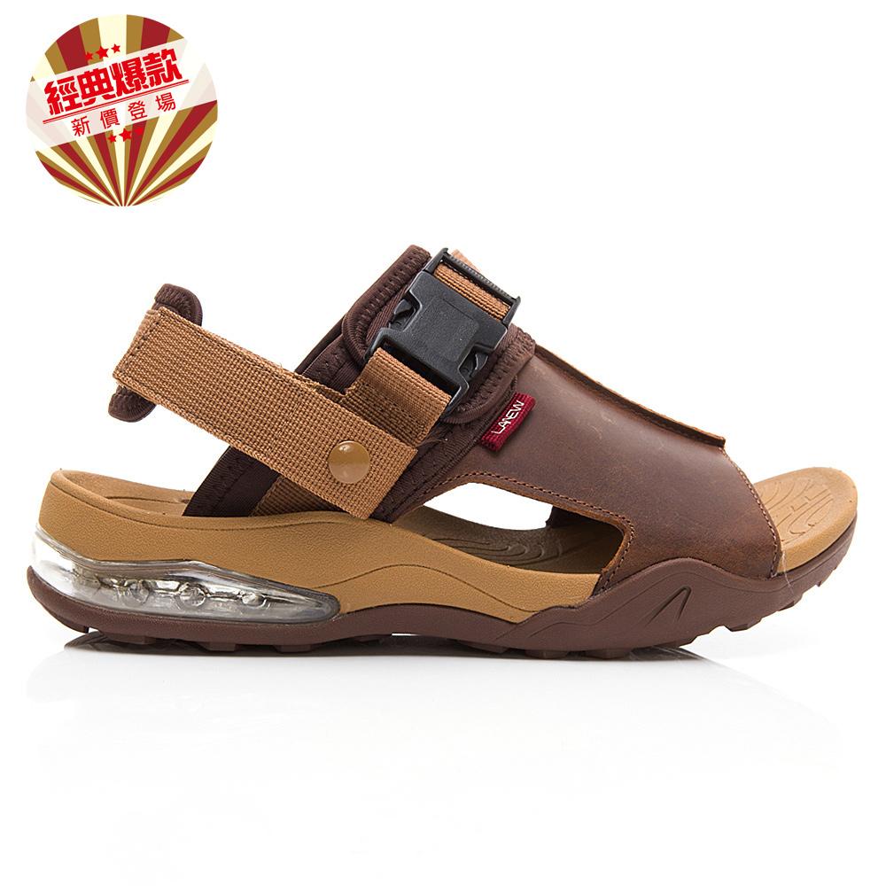 漫步超氣墊兩用涼鞋 拖鞋(男225053620)