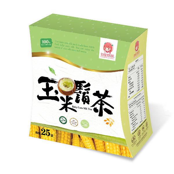 《雙笙妹妹》玉米鬚茶(2g×25包×1盒)