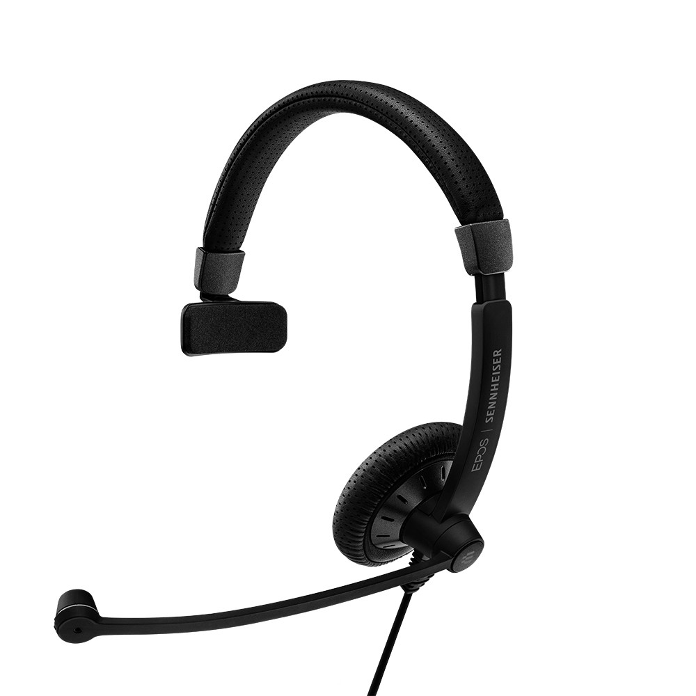 SENNHEISER 聲海 IMPACT SC 45 USB MS USB單耳耳麥 耳機 EPOS 相機專家 公司貨