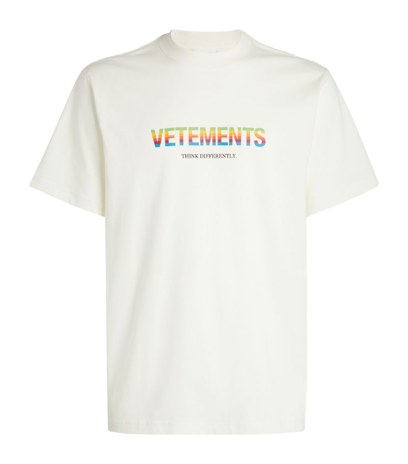 Vetements Think Differently T-Shirt