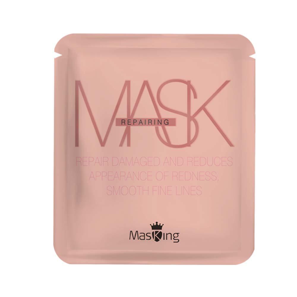 【Masking 膜靚】強韌修護面膜-單片 四胜肽 玻尿酸 金盞花 保濕 MIT 正品 修護 VIVISPA