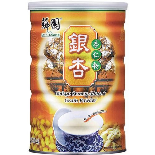 薌園 銀杏杏仁粉(450g/罐)[大買家]