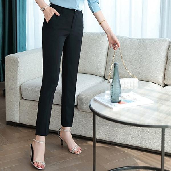 黑色搭配直筒褲 [21S055-PF]小三衣藏