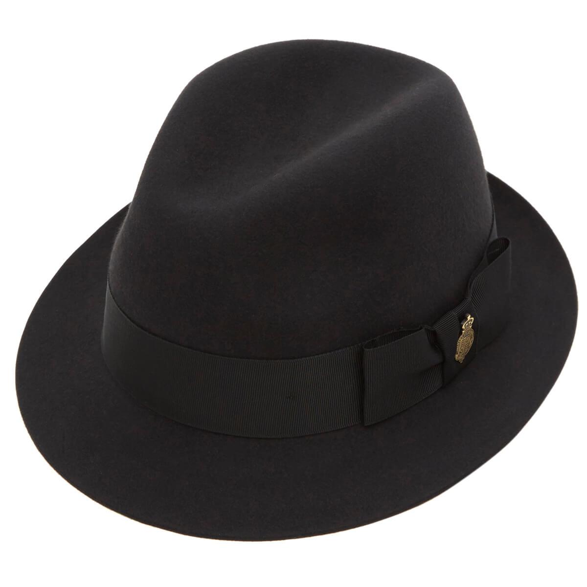 Highclere Superfine Fur Felt Hat-Bessemer-XL