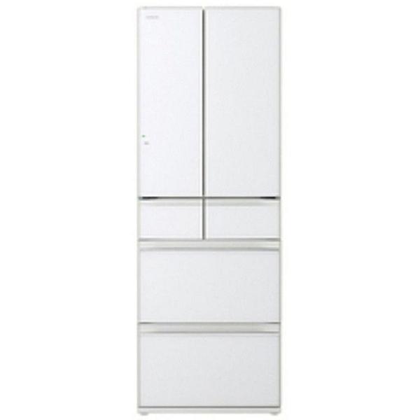HITACHI 日立 日本原裝 527公升變頻六門電冰箱 RHW530NJ-XW 琉璃白