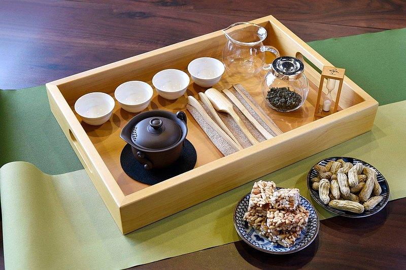 【花想容】食茶空間-功夫自助品茶/套