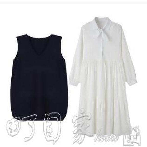 連身裙春款2021年新款潮兩件套裝胖mm大碼女裝新年衣服春秋春裝連身裙子洋裝 【快速出貨】