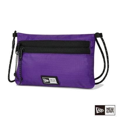 NEW ERA  MINI 輕量側背袋 紫