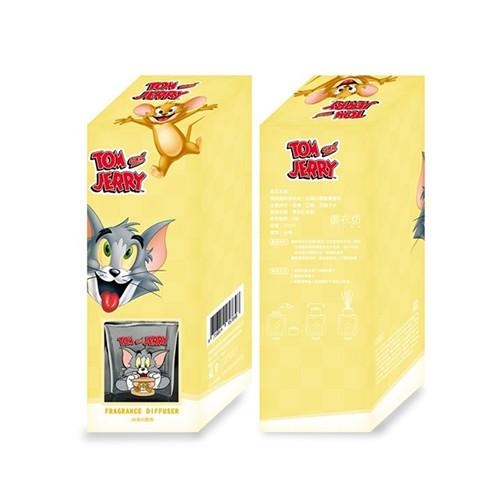 Tom&Jerry擴香瓶100ml-絲柔白麝香【寶雅】
