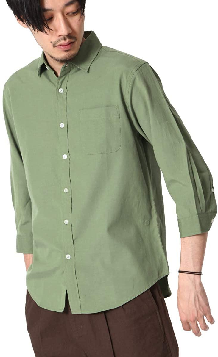 標準領短袖襯衫 休閒衫