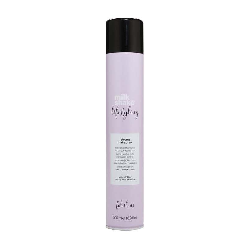 MilkShake - Lifestyling Strong Hold Hairspray (500ml)