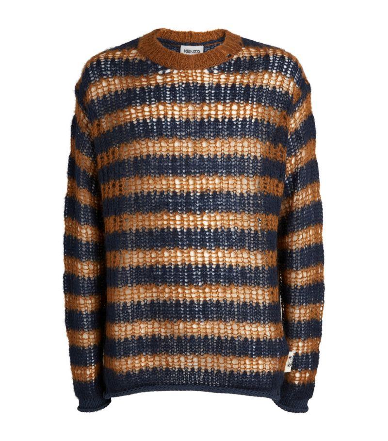 Kenzo Oversized Striped Sweater