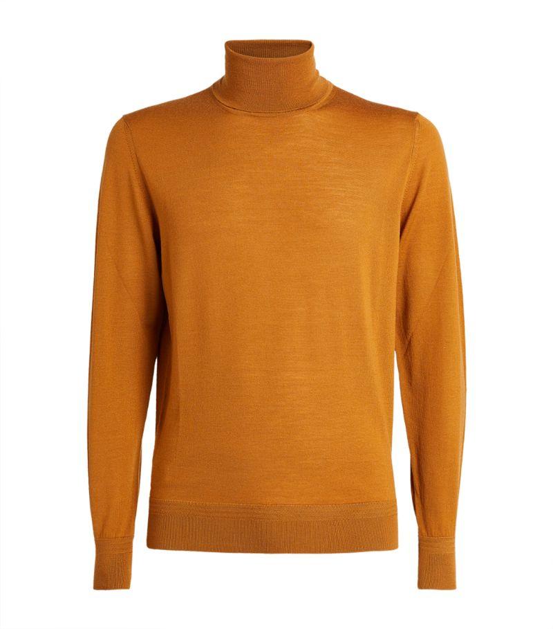 Richard James Wool Rollneck Sweater