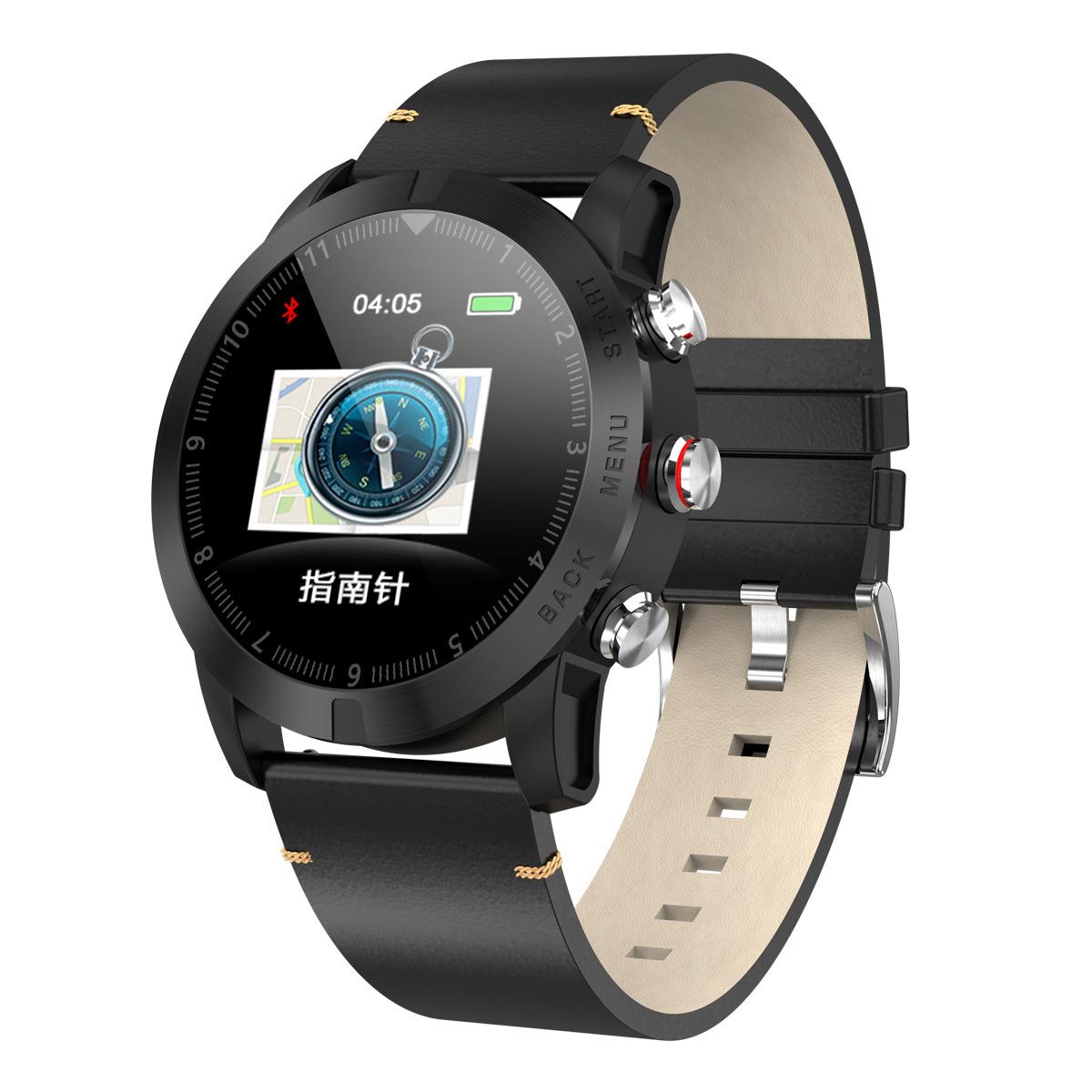 S10 智能手表 心率 監測 信息提醒 IP68防水 多運動模式智能 運動手環